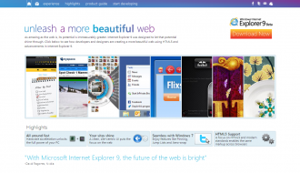 Beauty Of The Web