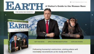 Earth: The Book