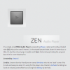 ZEN Audio Player