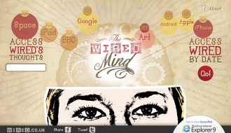 The Wired Mind