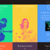 Spotify Year in Music 2014