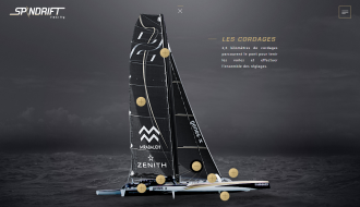 Spindrift Racing – Jules Verne Trophy