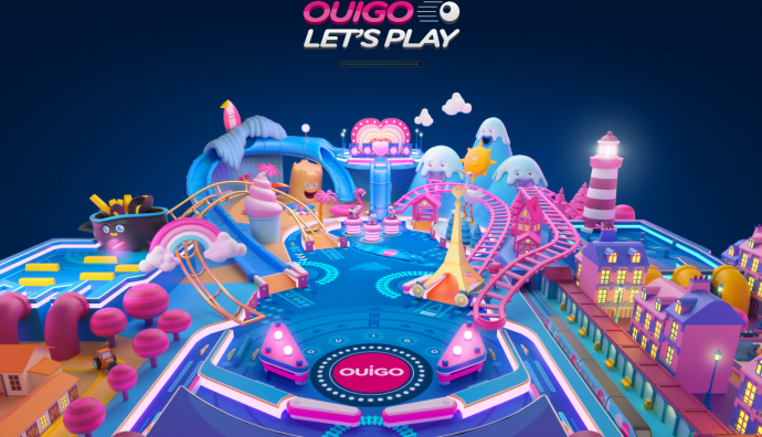 Ouigo – Let's play
