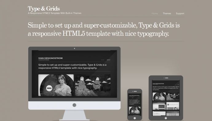 Type & Grids